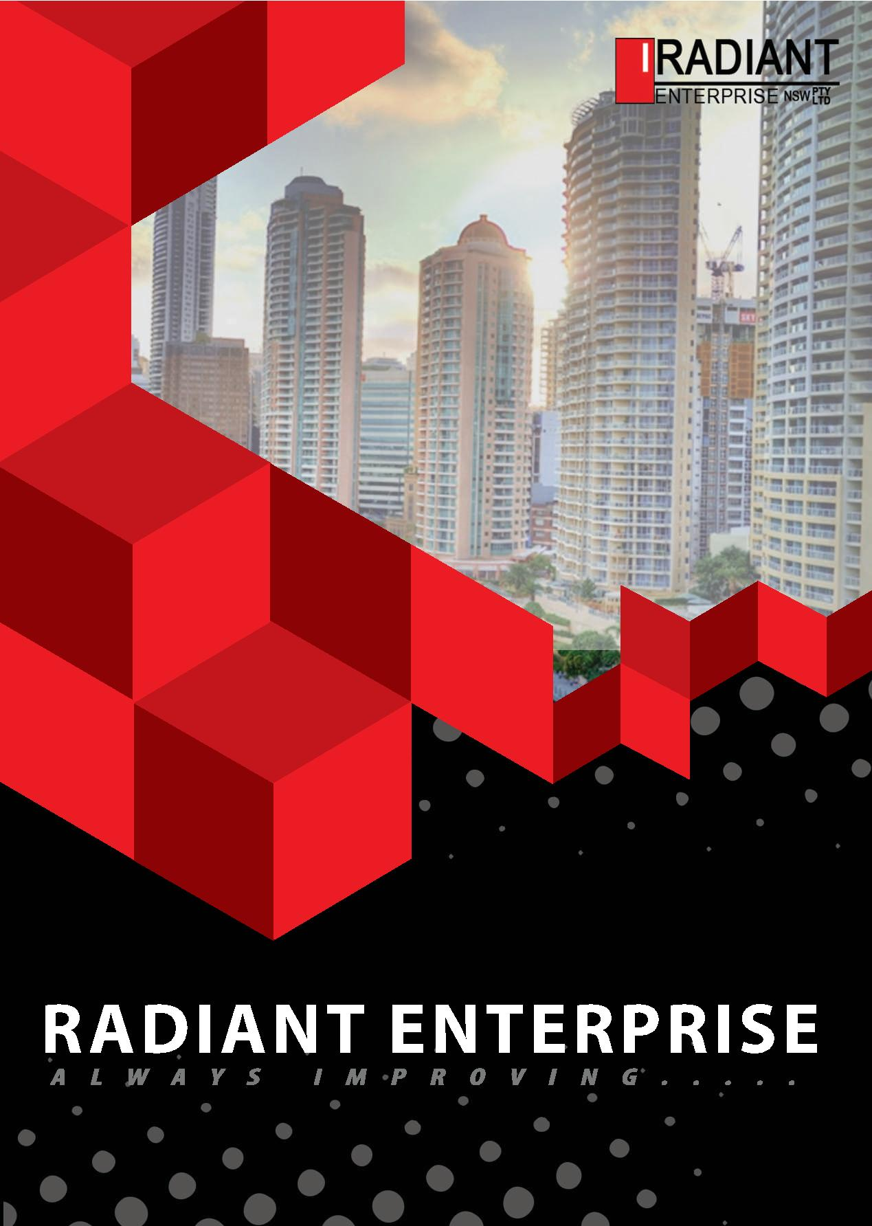 Radiant enterprise catalogue1