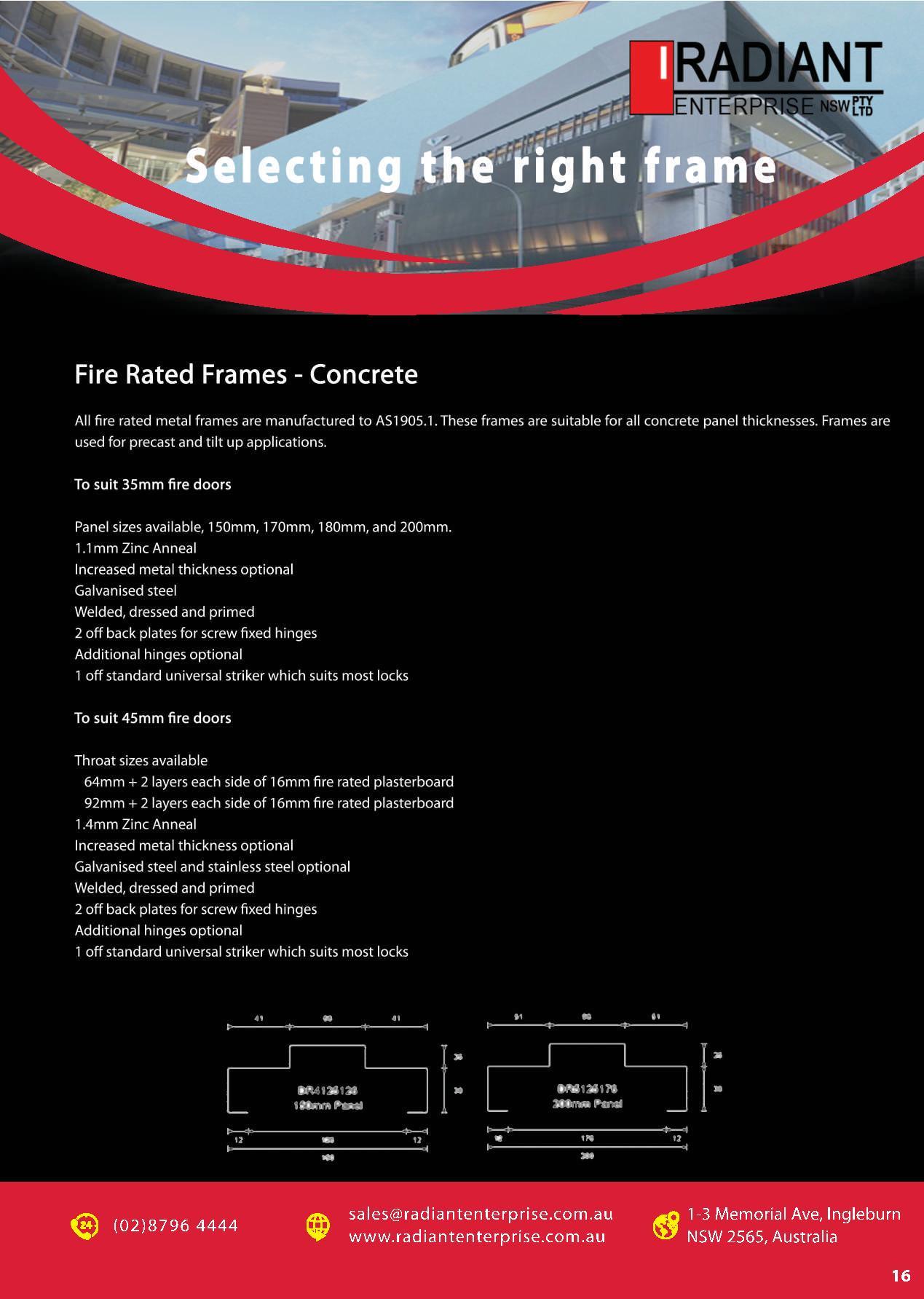 Radiant enterprise catalogue17